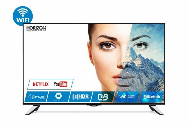 LED TV SMART HORIZON 55HL8530U 4K ULTRA HD